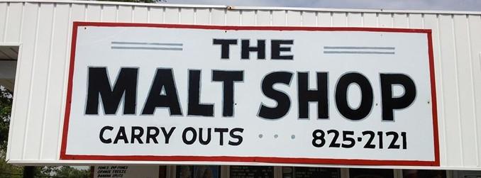 Fenton Malt Shop